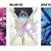 MONSTA X 1ST ALBUM - BEAUTIFUL set 3 ปก + โปสเตอร์ พร้อมกระบอกโปสเตอร์