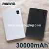 Power bank Remax Proda NoteBook 30000 mAh แบตสำรอง มีจอ LCD ลดเหลือ 660 บาท ปกติ 1,700 บาท