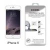 ฟิล์มกระจก iPhone 6 เต็มจอ Excel ความแข็ง 9H ราคา 59 บาท ปกติ 550 บาท