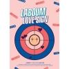 Laboum - Mini Album Vol.1 [LOVE SIGN] + โปสเตอร์พร้อมกระบอกโปสเตอร์