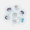 BTS - COASTER SET [illustrated by JUNGKOOK]
