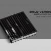 iKON - SINGLE ALBUM [NEW KIDS : BEGIN] หน้าปก BOLD VERSION + โปสเตอร์ พร้อมกระบอกโปสเตอร์