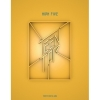 TEEN TOP - Album Vol.2 [HIGH FIVE] (OFFSTAGE Ver.) + โปสเตอร์ พร้อมกระบอกโปสเตอร์
