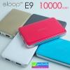 ELOOP E9 Power bank แบตสำรอง 10000 mAh ราคา 419 บาท ปกติ 1,310 บาท