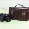 กระเป๋ากล้อง KR02 Coffee leather (M)