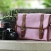 กระเป๋ากล้อง KR05 Pink (M)
