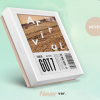 GOT7 - Album [FLIGHT LOG : ARRIVAL] หน้าปก Never VER