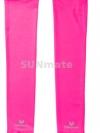 ปลอกแขนกัน UV size S : Lady pink
