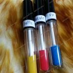 Occ Lip Tar Set 3 ขนาดทดลอง 1.5 ml ขวดกรอส (เลือกสีได้)