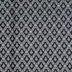ผ้าลายไทย LT0074_bw ขาวดำ