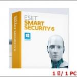 ESET Smart Security 8 1 ปี/ 1PC (เฉพาะ Key-code)
