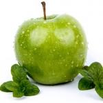 น้ำยาบุหรี่ไฟฟ้า กลิ่น Apple Mint 10ml