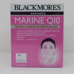 Blackmores Radiance Marine Q10 โปรตีนสกัดจากปลาทะเลผสมโคเอนไซม์ คิวเทน 60 แคปซูล