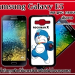 Doraemon Samsung Galaxy E5 Case PVC