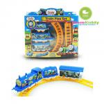 รถไฟฟ้าวิ่งราง Thomas Train Play Set