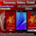 Liverpool Samsung Galaxy Note5 pvc case