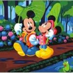 """Mickey & Minie"""