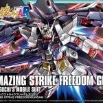 HGBF 1/144 Amazing Strike Freedom Gundam