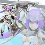FRAME ARMS GIRL HRESVELGR=ATER [Clear Parts Append]