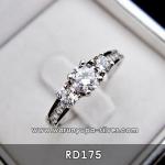 แหวนเพชรหญิง 30 ตัง RD175