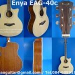 กีต้าร์โปร่งชายเว้า Enya รุ่น EAG-40C