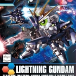 BB Lighting Gundam