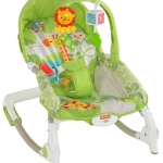Fisher Price เปลโยก รุ่นใหม่ (Newborn-to-Toddler Portable Rocker)