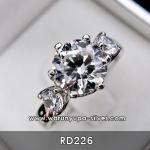 แหวนเพชรหญิง 2 กะรัต RD226