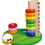 ของเล่นไม้แท่งเทียบความสูง