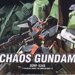 HG 1/144 CHAOS GUNDAM