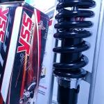 (CBR 150)โช้คอัพหลังเดี่ยว YSS สำหรับ Honda CBR 150 (สปริงดำ)