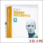ESET Smart Security 8 2 ปี/ 1PC (เฉพาะ Key-code)