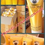 Cream 360 Photogenic 3D effect Face and Body spf 100