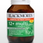 Blackmores 12 + Plus Multi วิตามินสำหรับวัยรุ่นช่วง 12-17 ปี