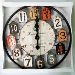นาฬิกาผนัง ขนาด 20 นิ้ว รหัส 2000