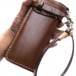 กระเป๋าสตางค์ สุภาพบุรุษ หนังหนา แท้ เกรด A+ (สีน้ำตาล กลับมาเเล้ว)