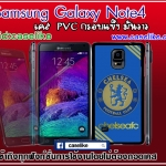 chelsea samsung galaxy note4 case pvc