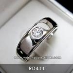 แหวนเพชรชาย 25 ตัง RD411
