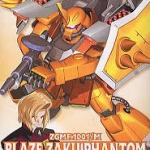 1/100 Blaze Zaku Phantom Heine Custom