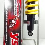 (Sonic)โช้คอัพหลังเดี่ยว YSS สำหรับ Honda Sonic 125 (สีเหลือง-ดำ)