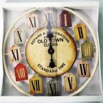 นาฬิกาผนังเหล็ก ขนาด 20 นิ้ว รหัส 1999