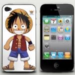 case one piece iphone4/4s