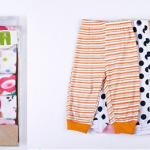 Carter's กางเกงขายาว คละลาย เซ็ท 5 ตัว ผู้ชายSize 6 เดือน