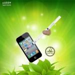 บุหรี่ไฟฟ้า BUD-TOUCH Electronic Cigarette มาพร้อมหัว Stylus Pen