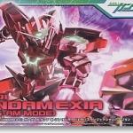 HG 1/144 Gundam Exia (TRANS-AM Mode)