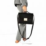 Zara Soft City Bag 2016 ทรงสวยสไตล์ Casual หรูดูดีเข้าได้กับทุกชุด