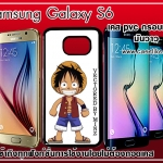 One Piece Samsung Galaxy S6 case pvc