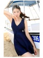 LSW030 (จีน) ชุดว่ายน้ำคนท้อง มี 2 สี