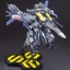 1/72 Macross Frontier VF-25S Armored Messiah Valkyrie Ozma Custom Plastic Model thumbnail 9