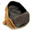 กระเป๋าเป้หนังPU นิ่มแต่งอะไหล่ซิปเหล็กสีทองสไตล์เกาหลี thumbnail 7